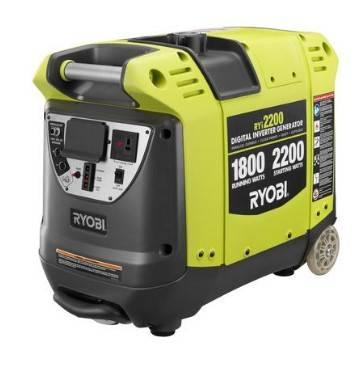 Ryobi generátor