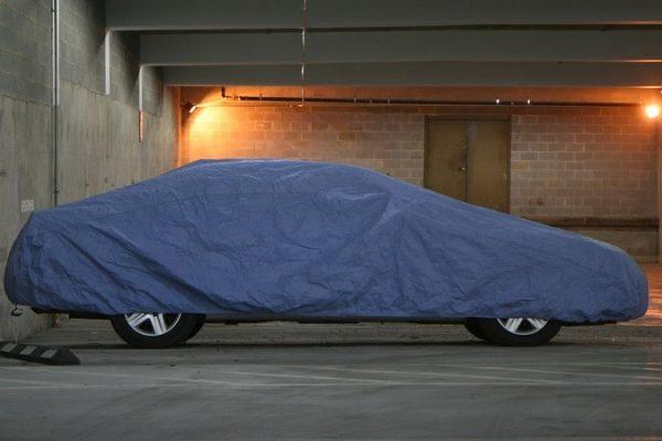 Chránič krupobití automobilu